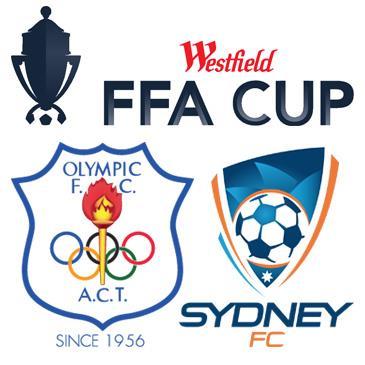 Canberra Olympic V Sydney FC: Main Image