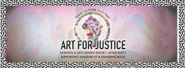 Art for Justice: Main Image