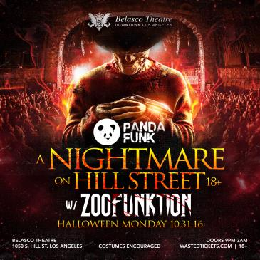 ZooFunktion's Halloween Birthday Bash + Very Special Guest-img