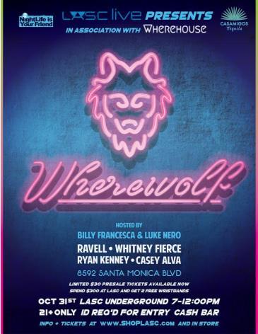 Wherewolf: Main Image