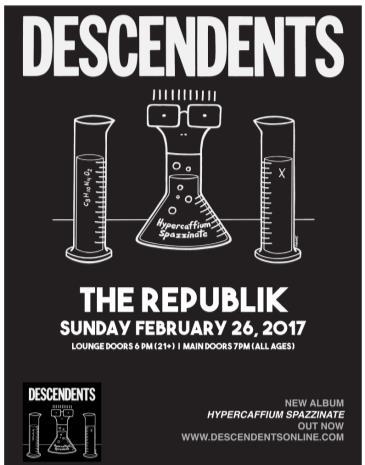 Descendents: Main Image