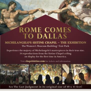 Michelangelo's Sistine Chapel: The Exhibition-img