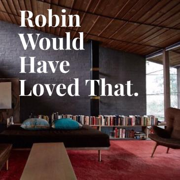 Robin Would Have Loved That. Man About the House II: Main Image