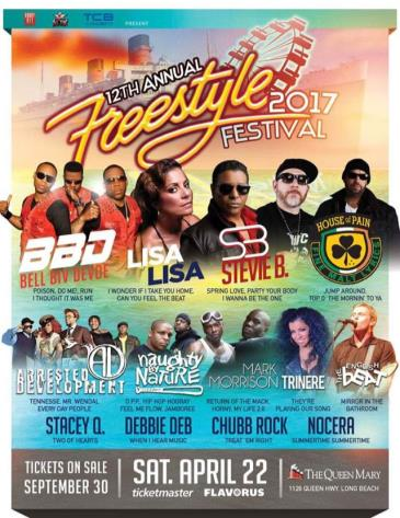 Freestyle Festival 2017: Main Image