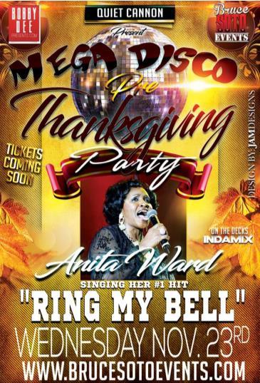 """Ring My Bell"" Mega Disco Party: Main Image"