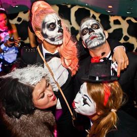 Top Hip Hop Funk Reggae Halloween Party Nyc Oct 31 2020 Space Ibiza NYC halloween Tickets 10/31/16