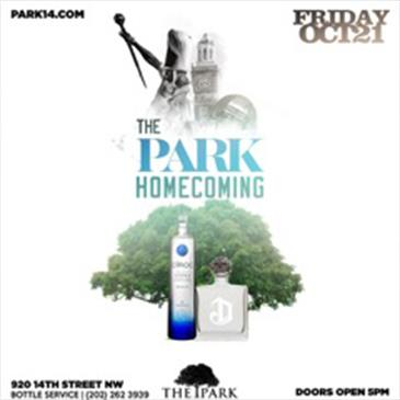 Homecoming Friday at The Park: Main Image