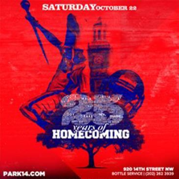 Park Saturday - The Homecoming Edition: Main Image