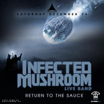 Infected Mushroom: Main Image
