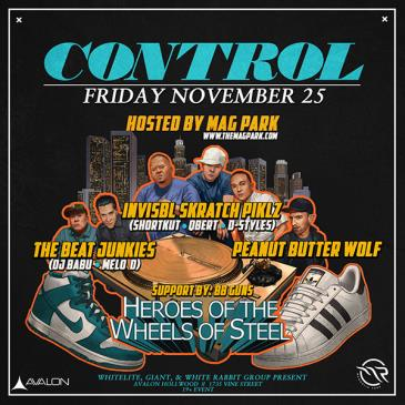 Invisibl Skratch Piklz, The Beat Junkies, Peanut Butter Wolf: Main Image