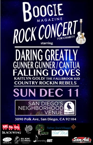 Rock Concert - for Charity:
