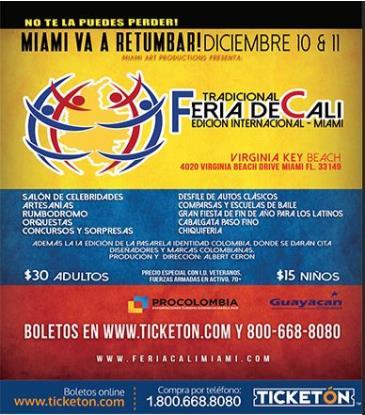 TRADICIONAL FERIA DE CALI- CANCELADO: Main Image