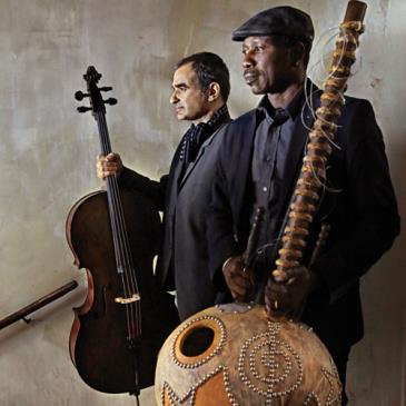 Axis of Love: Ballake Sissoko & Vincent Segal-img