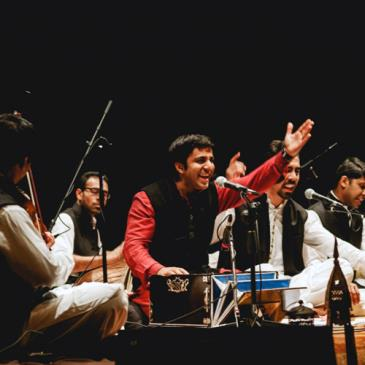 Axis of Love: Riyaaz Qawwali-img