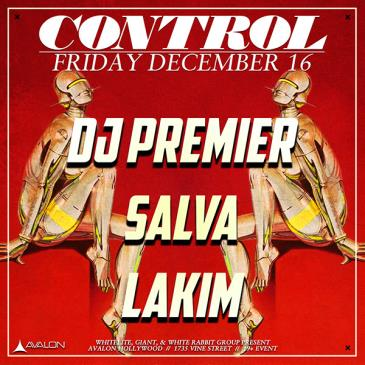 DJ Premier, Salva, Lakim-img