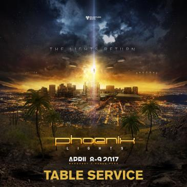 Phoenix Lights 2017 - TABLES: Main Image