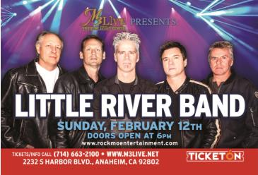 LITTLE RIVER BAND: Main Image