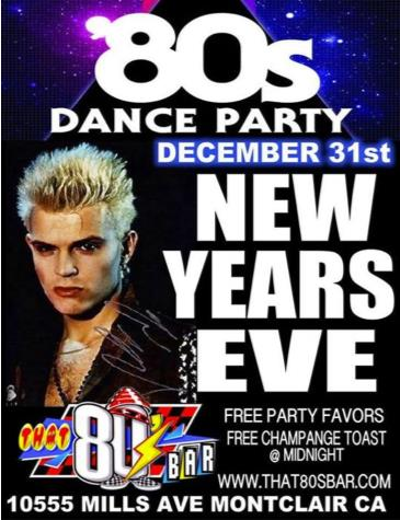 That 80s New Years Eve: Main Image