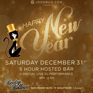 Bootsy Bellows   NYE PARTY-img