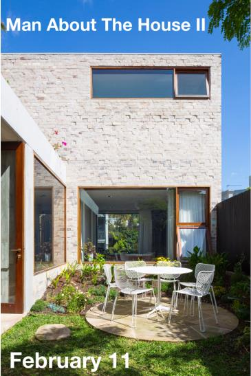 SOLD OUT - Man About the House II - Courtyard House: Main Image