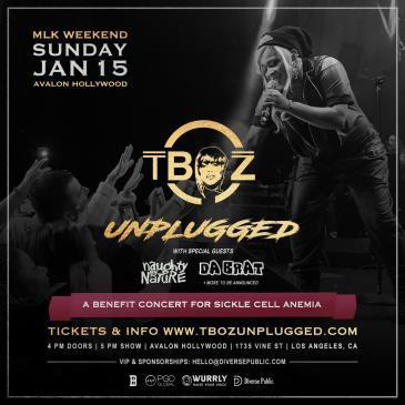 T-Boz Unplugged w/ Naughty by Nature & Da Brat-img