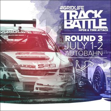 #GRIDLIFE TrackBattle Round 3 - Autobahn CC: Main Image