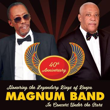 Magnum Band 40th Anniversary: Main Image