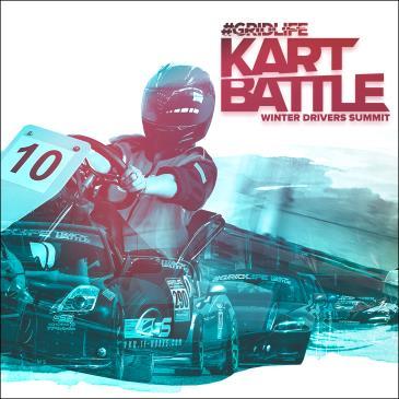 #GRIDLIFE - KartBattle / Driver's Summit: Main Image