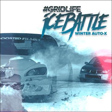 #GRIDLIFE IceBattle Winter Auto-X: Main Image