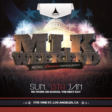MLK Weekend 2017 Avalon-img