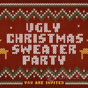 ugly christmas sweater party-img
