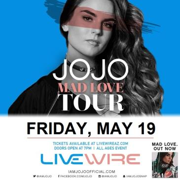 JoJo: Mad Love Tour-img