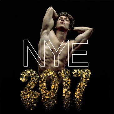 NEW YEAR'S EVE 2017: