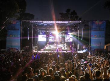 PRIDE MUSIC FESTIVAL: Main Image