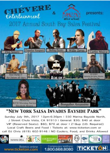 2ND ANNUAL SOUTH BAY SALSA FESTIVAL: Main Image