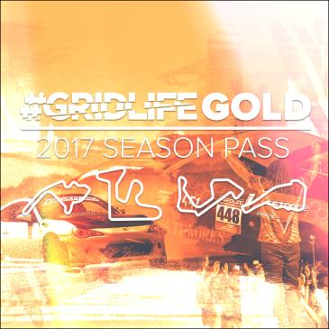#GRIDLIFE GOLD TrackBattle Season Pass: Main Image