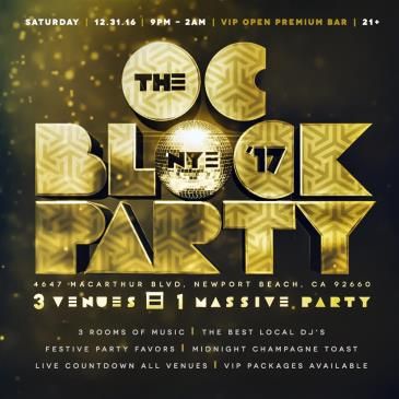 Orange County Block Party | NYE PARTY-img