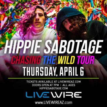 Hippie Sabotage: Main Image