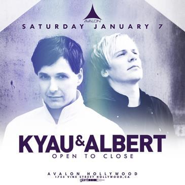 Kyau & Albert - Open to Close-img
