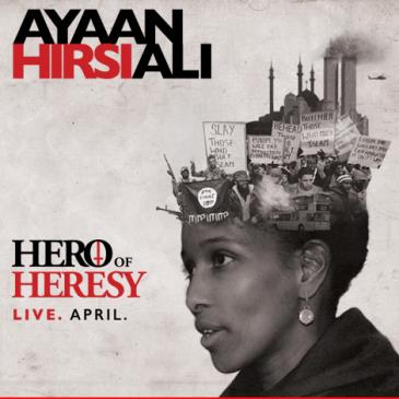 Ayaan Hirsi Ali: Hero of Heresy: Main Image