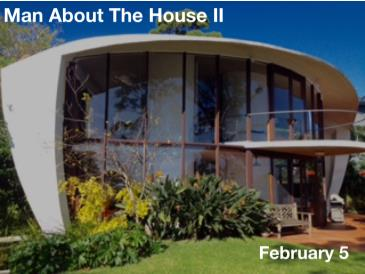 SOLD OUT Man About the House II - The Dome House 5th Feb: Main Image