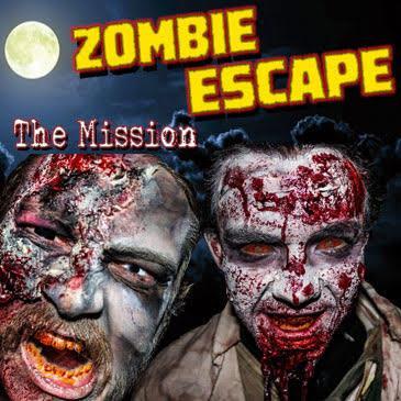 ZOMBIE ESCAPE: THE MISSION: Main Image