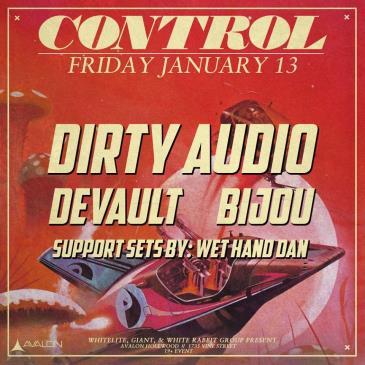Dirty Audio: Main Image