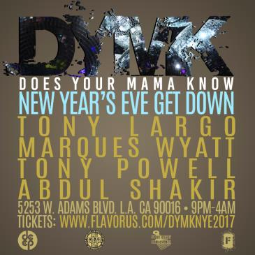 DYMK (Does Your Mama Know) NYE GET DOWN-img