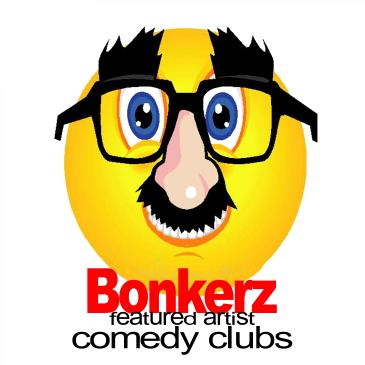 BonkerZ Featured Artist Comedy Clubs: Main Image