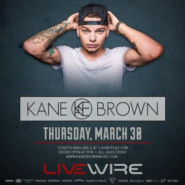 Kane Brown: Main Image