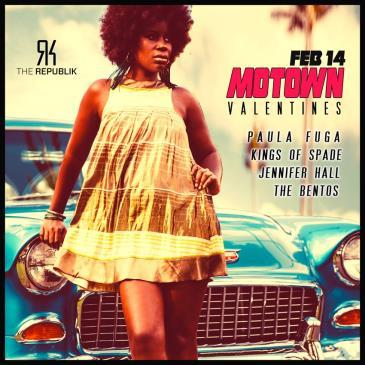 Motown Valentines 6: Main Image
