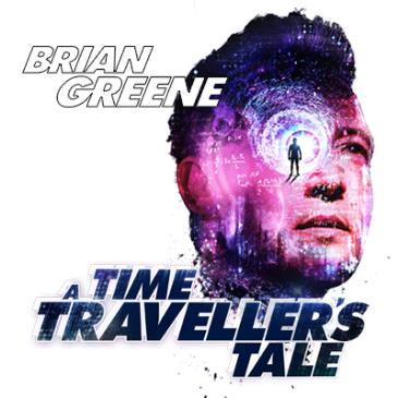 Dr Brian Greene: A Time Traveller's Tale (Meet and Greet)-img
