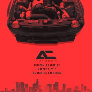 AutoCon Los Angeles 2017: Main Image