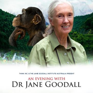 An Evening With Jane Goodall: Main Image